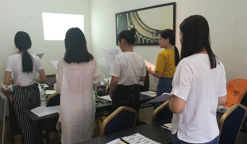 2018教招面试小语班